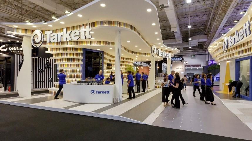 Expo Revestir 2020: Tarkett na maior feira de decoração da América Latina