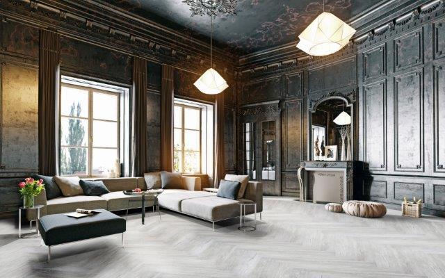 sala-estar-piso-vinilico-chevron